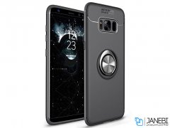 قاب ژله ای حلقه دار سامسونگ Becation Finger Ring Case Samsung Galaxy S8