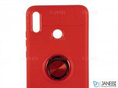 قاب ژله ای حلقه دار هواوی Becation Finger Ring Case Huawei Honor 8C