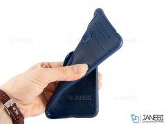 قاب ژله ای حلقه دار شیائومی Becation Finger Ring Case Xiaomi Redmi Note 6 Pro