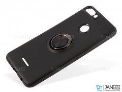 قاب ژله ای حلقه دار شیائومی Becation Finger Ring Case Xiaomi Redmi 6