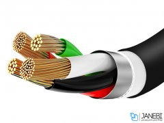 کابل شارژ و انتقال داده سه سر بیسوس Baseus Excellent Cable 120cm
