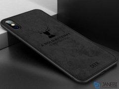 قاب محافظ طرح گوزن آیفون Berlia Deer Case Apple iPhone X/XS