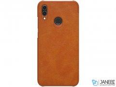 کاور چرمی نیلکین هواوی Nillkin Qin Leather Case Huawei Honor 10 Lite