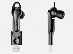 هندزفری بلوتوث بیسوس Baseus Magnetic Bluetooth Earphone NGCX-01