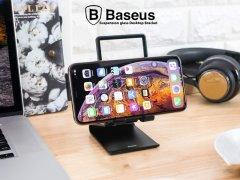 هولدر رومیزی بیسوسBaseus glass desktop bracket holder