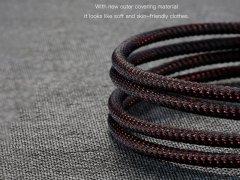 کابل شارژ بیسوس Baseus C-shaped light Type-C cable