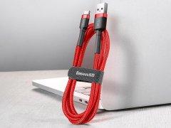کابل شارژ سریع و انتقال داده بیسوس Baseus Cafule Type-C Cable 1m 3A