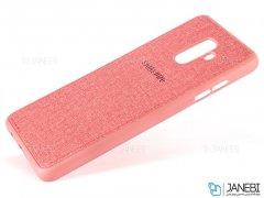 قاب محافظ طرح پارچه ای سامسونگ Protective Cover Samsung Galaxy J8