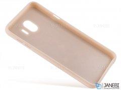 قاب محافظ طرح پارچه ای سامسونگ Protective Cover Samsung Galaxy J4