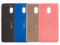 قاب محافظ طرح پارچه ای نوکیا Protective Cover Nokia 2.1