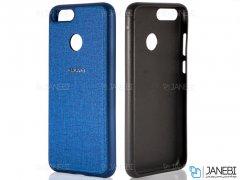 قاب محافظ طرح پارچه ای هواوی Protective Cover Huawei Honor 7X