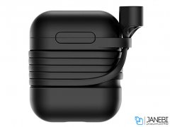 کاور محافظ و بند ایرپاد بیسوس Baseus Case For Airpods