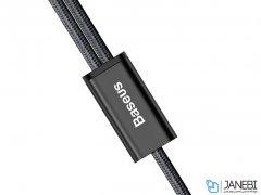 کابل دو سر بیسوس Baseus Rapid Series 2 In 1 Cable