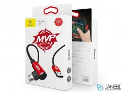کابل میکرو یو اس بی بیسوس Baseus MVP Elbow Micro USB Cable