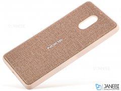 قاب محافظ طرح پارچه ای نوکیا Protective Cover Nokia 6