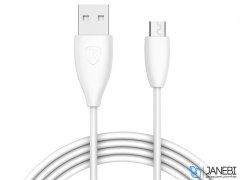 کابل میکرو یو اس بی بیسوس Baseus Small Pretty Waist Micro USB Cable