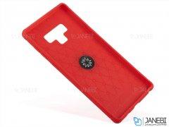 قاب ژله ای حلقه دار سامسونگ Becation Finger Ring Case Samsung Galaxy Note 9