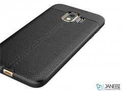 قاب ژله ای طرح چرم سامسونگ Auto Focus Jelly Case Samsung Galaxy J2 Core