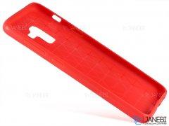 قاب ژله ای طرح چرم سامسونگ Auto Focus Jelly Case Samsung Galaxy J8