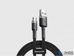 کابل شارژ سریع و انتقال داده بیسوس Baseus Cafule Micro USB Cable 50cm
