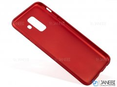 محافظ ژله ای سامسونگ Samsung Galaxy A6 Plus 2018 Colorful Jelly Case