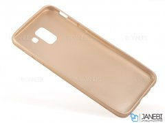 محافظ ژله ای سامسونگ Samsung Galaxy A6 2018 Colorful Jelly Case