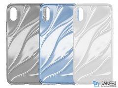 محافظ ژله ای بیسوس آیفون Baseus Ultra Slim Case Apple iPhone X