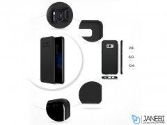قاب محافظ سیلیکونی سامسونگ K.Doo Liquid silicone iCoat Samsung Galaxy S8