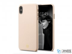 قاب چرمی آیفون اسپیگن Spigen La Manon Calin Case iPhone XS Max