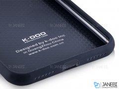 قاب سیلیکونی آیفون K.Doo Thin Fit Case iPhone X