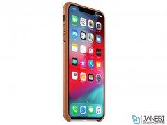 قاب چرمی آیفون Apple iphone X Leather Case