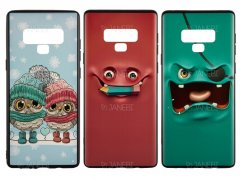 قاب طرح سه بعدی سامسونگ 3D Case Samsung Galaxy Note 9