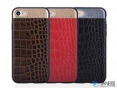 قاب محافظ چرمی آیفون Comma Leather Case iPhone 7/8
