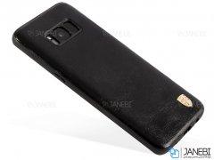 قاب محافظ چرمی سامسونگ Fashion Case Samsung Galaxy S8