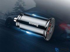 شارژر فندکی دو پورت سریع بیسوس Baseus PPS 30W MAX Car Charger