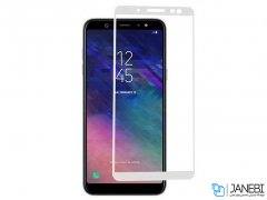 محافظ صفحه نمایش شیشه ای سامسونگ Bestsuit Flexible Glass Samsung Galaxy A6 Plus 2018
