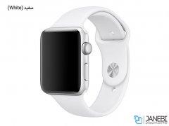 بند سیلیکونی اپل واچ طرح اسپرت Apple Watch Sport Band 42mm
