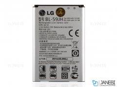 باتری اصلی گوشی ال جی LG BL-59JH Battery