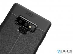 قاب ژله ای طرح چرم سامسونگ Auto Focus Case Samsung Galaxy Note 9