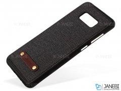 قاب محافظ طرح پارچه ای سامسونگ Protective Cover2 Samsung Galaxy S8