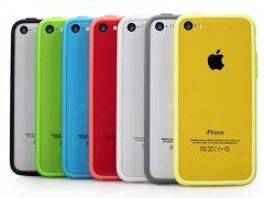 بامپر توتو آیفون X-doria New Bump Apple iPhone 5C