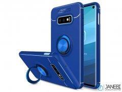 قاب ژله ای حلقه دار سامسونگ Becation Finger Ring Case Samsung Galaxy S10e