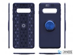 قاب ژله ای حلقه دار سامسونگ Becation Finger Ring Case Samsung Galaxy S10