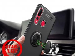 قاب ژله ای حلقه دار هواوی Becation Finger Ring Case Huawei Nova 4