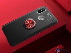 قاب ژله ای حلقه دار شیائومی Becation Finger Ring Case Xiaomi Mi 8 SE