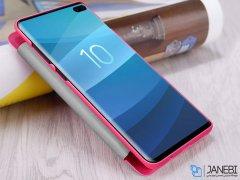 کیف نیلکین سامسونگ Nillkin Sparkle Case Samsung Galaxy S10