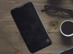 کیف چرمی نیلکین سامسونگ Nillkin Qin Leather Case Samsung Galaxy M20