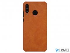 کیف چرمی نیلکین هواوی Nillkin Qin Leather Case Huawei P30 Lite/ Nova 4e