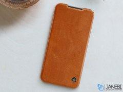 کیف چرمی نیلکین شیائومی Nillkin Qin Leather Case Xiaomi Mi 9 SE