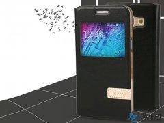 کیف چرمی یوسامز سامسونگ Usams Muge Case Samsung Galaxy E5
